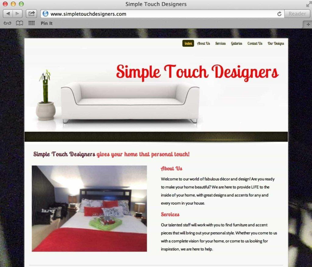 interior design copy theft
