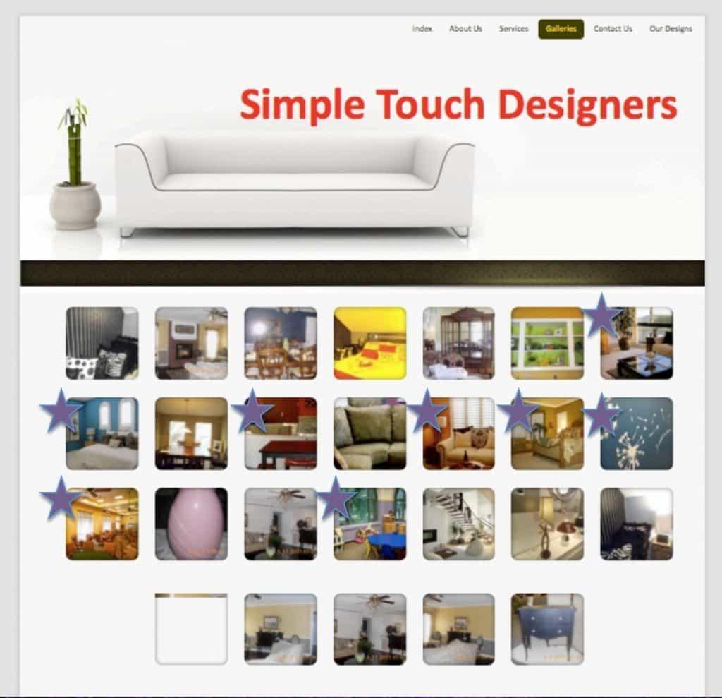 stolen design images