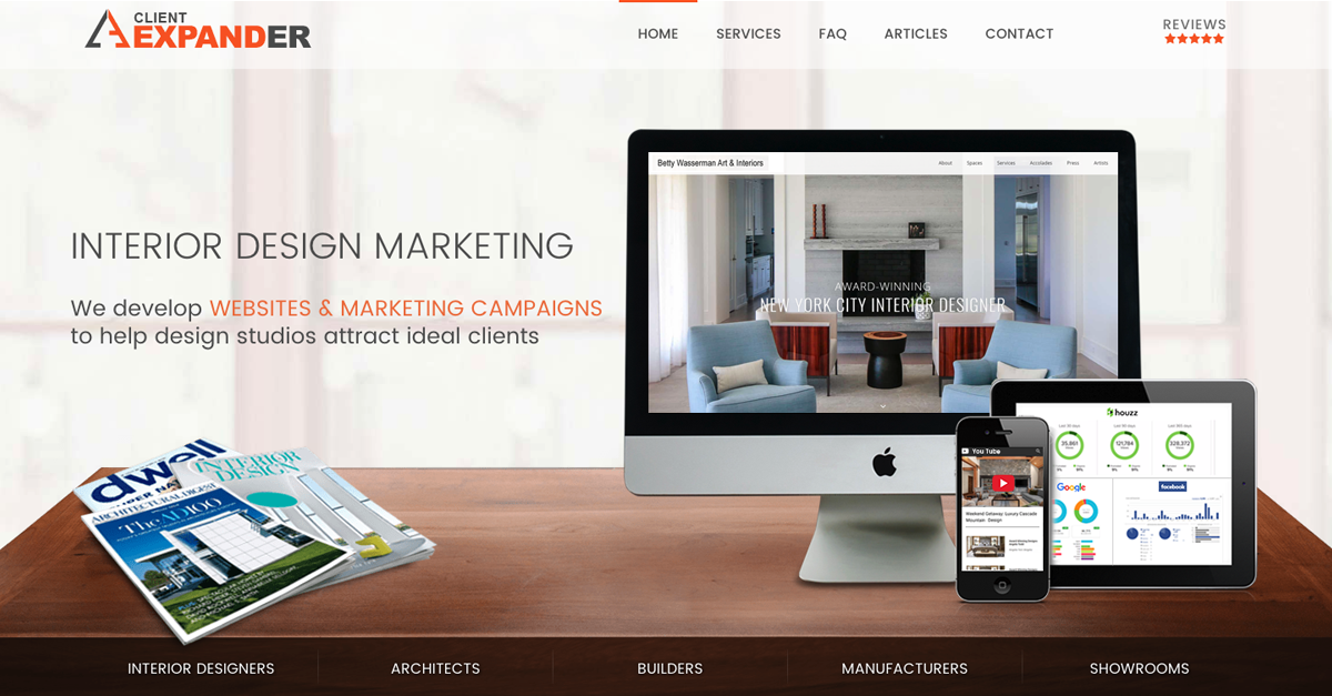 SEO For Interior Designers