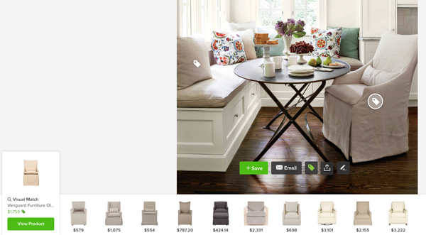 Houzz Tags
