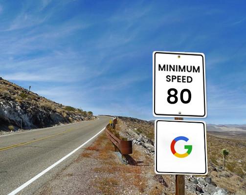 google-page-speed-update